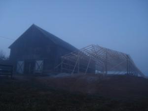 Barn 1 Connstruction Week 2 018
