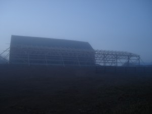 Barn 1 Connstruction Week 2 019