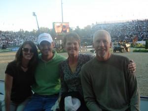 Erica, Patrick, Rosemary, and Matthew